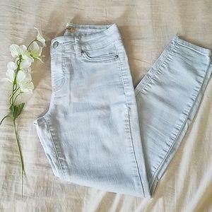 Pale Blue Jeans
